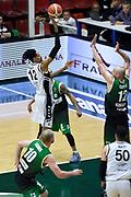 Putney Raphieael<br /> Sidigas Avellino - Pasta Reggia Caserta<br /> Lega Basket Serie A 2016/2017<br /> Avellino 30/04/2017<br /> Foto Ciamillo-Castoria