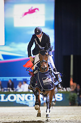 Jos Verlooy, (BEL), Domino<br /> Longines Los Angeles Masters 2014<br /> Los Angeles Convention Center<br /> © Hippo Foto - Counet Julien<br /> 29/09/14