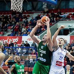 20161101: CRO, Basketball - FIBA Champions League 2016/17, KK Cibona Zagreb vs Sidigas Avellino