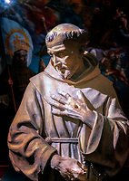 """St. Francis with the Stigmata - The Basilica of Santa Maria degli Angeli Museum""… <br />