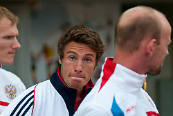Behind the scenes, BLAKE Paul, GBR, , 2013 IPC Athletics World Championships, Lyon, France