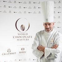 Judge Julian Rose. World Chocolate Masters Canadian Selection, January 20, 2013.
