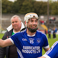 A Happy Cratloe's Conor McGrath after winning the Clare County Hurling Final