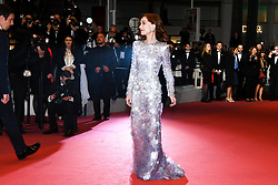 May 20, 2019 - Cannes, France - 72eme Festival International du Film de Cannes. Montée des marches du film ''Frankie''. 72th International Cannes Film Festival. Red Carpet for ''Frankie'' movie.....239579 2019-05-20  Cannes France.. Huppert, Isabelle (Credit Image: © L.Urman/Starface via ZUMA Press)