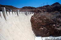 Structure of , Hoover Dam , Nevada, USA
