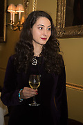 VICTORIA DE SILVA, Launch hosted by Quartet books  of Madam, Where Are Your Mangoes? by Sir Desmond de Silva at The Carlton Club. London. 27 September 2017.