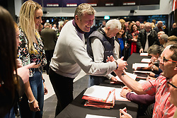 Richard Latham launches his new Bristol City book 'Wembley Wonders' at Ashton Gate Stadium - Rogan/JMP - 01/11/2018 - SPORT - Ashton Gate Stadium - Bristol, England.