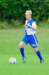Bristol Rovers' U18s Ryan Broom  - Photo mandatory by-line: Dougie Allward/JMP - Tel: Mobile: 07966 386802 17/08/2013 - SPORT - FOOTBALL - Bristol Rovers Training Ground - Friends Life Sports Ground - Bristol - Academy - Under 18s - Youth - Bristol Rovers U18s V Bournemouth U18s