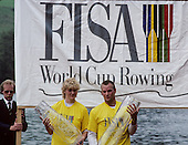 1992 Lucerne International Regatta and World Cup, Switzerland