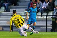 ARNHEM - 27-03-2017, Jong Vitesse - Jong AZ, Sport center Papendal, Jong AZ speler Zia Sakirovski