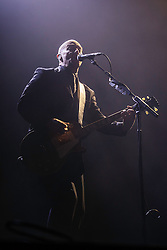 Ultravox in concert at the NIA, Birmingham, United Kingdom<br /> Picture Date: 29 November, 2013