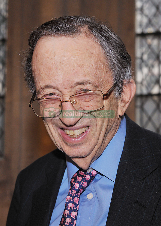 File photo dated 27/10/2016 of Lord Joel Joffe, the human rights lawyer who defended Nelson Mandela, who has died aged 85.