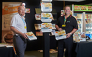 IG Festival of Food 2015. Darwin Convention Centre. 2-3 May 2015. Booth and products of Vesco Foods and GMAG Food Solutions. Photo by Shane Eecen/Creative Light Studios Darwin.