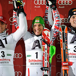 20120124: AUT, Alpine Ski - FIS World Cup, Men's Slalom in Schladming