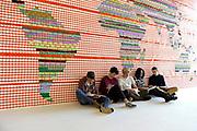 © Filippo Alfero<br /> Salone del Libro 2017<br /> Torino, 20/05/2017<br /> Nella foto: vitainsalto, giovani lettori