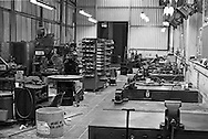 TWIL no2 maintenance shop. 1980