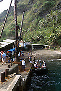 Harbor, Pitcairn Island