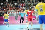 DESCRIZIONE : Handball Jeux Olympiques Londres Quart de Finale<br /> GIOCATORE : Niklas Landin Jacobsen<br /> SQUADRA : Danemark Homme<br /> EVENTO : Handball Jeux Olympiques<br /> GARA : Danemark Suede<br /> DATA : 08 08 2012<br /> CATEGORIA : handball Jeux Olympiques<br /> SPORT : HANDBALL<br /> AUTORE : JF Molliere <br /> Galleria : France JEUX OLYMPIQUES 2012 Action<br /> Fotonotizia : France Handball Homme Jeux Olympiques Londres Quart de Finale Basketball Arena<br /> Predefinita :