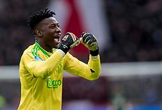 20180121 NED: AFC Ajax - Feyenoord, Amsterdam