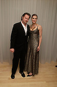 Chris Henchy and Brooke Shields. An evening in aid of cancer charity Clic Sargent held at the Sanderson Hotel, Berners Street, London on 4th July 2005ONE TIME USE ONLY - DO NOT ARCHIVE  © Copyright Photograph by Dafydd Jones 66 Stockwell Park Rd. London SW9 0DA Tel 020 7733 0108 www.dafjones.com