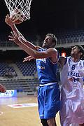 18 Agosto 2013 Torneo di Anversa Belgio<br /> ITALIA vs ISRAELE : ANGELO GIGLI<br /> Foto Ciamillo