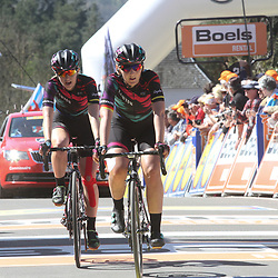 20-04-2016: Wielrennen: Waalse Pijl vrouwen: Huy  <br />
