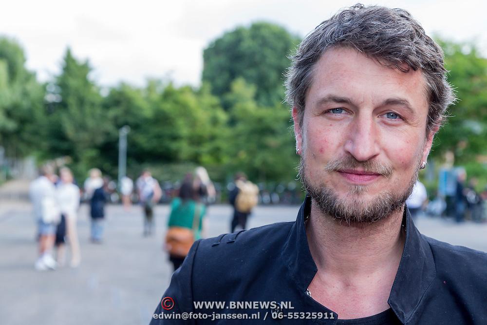 NLD/Amsterdam/20130712 - AFW2013 Zomer editie, modeshow Spijkers & Spijkers, Sebastian Labrie