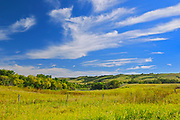 Prairie landscape, Near Swift Current, Saskatchewan, Canada