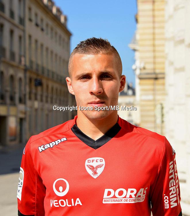 Brian Babit - 08.09.2014 - Portrait officiel Dijon<br /> Photo : Vincent Poyer / Icon Sport