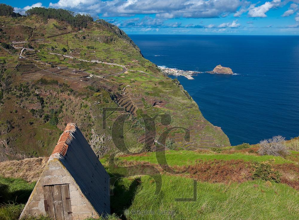 Ribeira da Janela, Porto Moniz, Ilha da Madeira, Costa Norte, Madeira Island, North shore, Madeira panorama.scenery, view, rural.Foto Gregorio Cunha