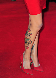 Jessica Jane Clement during the Flight UK film premiere, Empire Leicester Square, London, United Kingdom, January 17, 2013. Photo by Nils Jorgensen / i-Images..