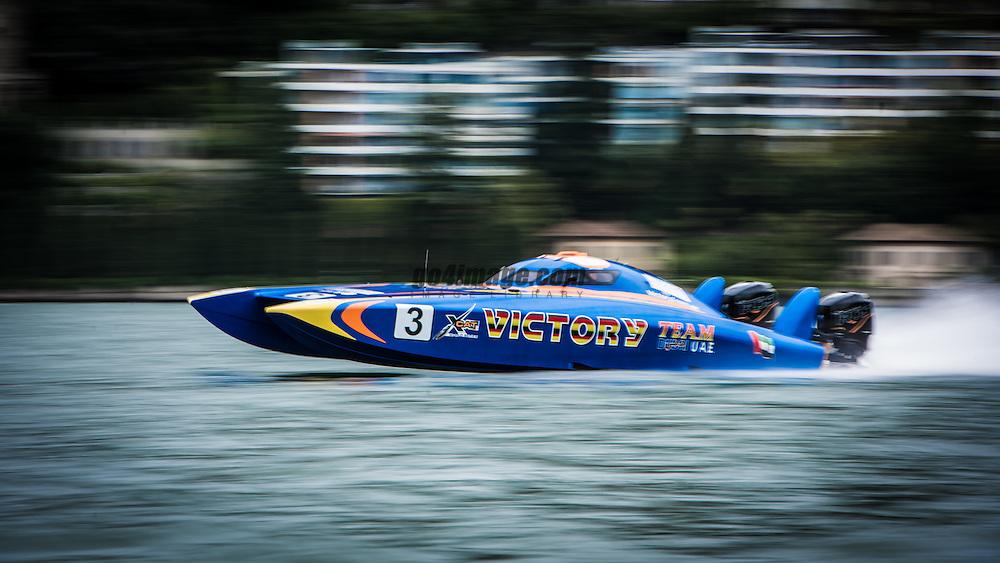 Lugano 2016 06 04<br /> X Cat Powerboat Racing