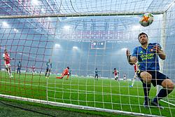 27-10-2019 NED: Ajax - Feyenoord, Amsterdam<br /> Eredivisie Round 11, Ajax win 4-0 /