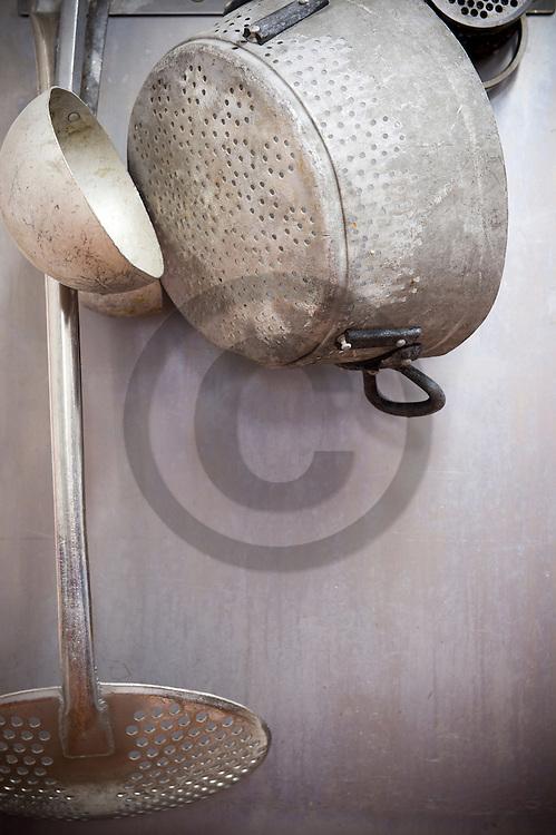 9/09/16 - LA BOISSIERE DES LANDES - VENDEE - FRANCE - Entreprise de transformation et de charcuterie artisanale Tradition de Vendee - Photo Jerome CHABANNE