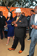 June 30, 2012-Los Angeles, CA : Actor Cedric the Entertainer attends the 2012 BET Pre-Awards Reception held at Union Station on June 30, 2012 in Los Angeles, California. The BET Awards were established in 2001 by the Black Entertainment Television network to celebrate African Americans and other minorities in music, acting, sports, and other fields of entertainment over the past year. The awards are presented annually, and they are broadcast live on BET. (Photo by Terrence Jennings)