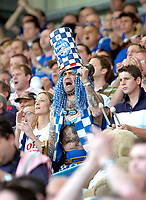 Photo: Ed Godden.<br /> Portsmouth v Liverpool. The Barclays Premiership. 28/04/2007. Pompey fans show part in a 1 minute applause dedicated to Alan Ball.