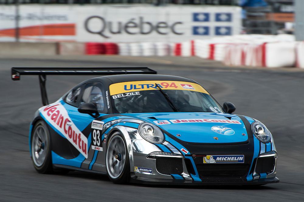 7-10 August, 2014, Trois-Rivieres, Quebec Canada<br /> 93, Andre Belzile, Platinum, M, 2014 Porsche<br /> &copy;2014, Scott R LePage <br /> LAT Photo USA