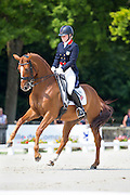 Olivia Oakeley - Donna Summer<br /> FEI European Dressage Championships for Young Riders and Juniors 2013<br /> © DigiShots