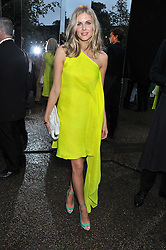 DONNA AIR at the annual Serpentine Gallery Summer Party sponsored by Burberry held at the Serpentine Gallery, Kensington Gardens, London on 28th June 2011.