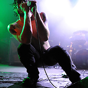 Black Light Burns @ The Avalon in Hollywood, CA January 24, 2009 (support for Combichrist)