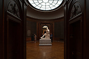 """NEW YORK, NY - JUNE 15, 2018: XX by Antonio Canova, part of """"Canova's George Washington"""" exhibit at The Frick. CREDIT: Emon Hassan for The New York Times"""