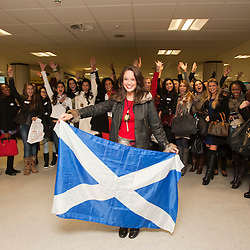 Miss World 2011 contestants visit Scotland