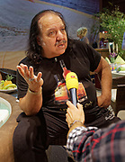 Berlin, Germany - 18 October 2012<br /> Porn star Ron Jeremy promoting his 'Ron Jeremy' brand of rum at the Venus Berlin 2012 adult industry exhibition in Berlin, Germany. Ron Jeremy, born Ronald Jeremy Hyatt, has been an American pornographic actor since 1979. He faces sexual assault allegations which he strenuously denies. There is no suggestion that any of the people in these pictures have made any such allegations.<br /> www.newspics.com/#!/contact<br /> (photo by: EQUINOXFEATURES.COM)<br /> Picture Data:<br /> Photographer: Equinox Features<br /> Copyright: &copy;2012 Equinox Licensing Ltd. +448700 780000<br /> Contact: Equinox Features<br /> Date Taken: 20121018<br /> Time Taken: 12171205