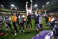 Joie Toulouse - 21.03.2015 - Toulouse / Bordeaux - 30eme journee de Ligue 1<br />Photo : Manuel Blondeau / Icon Sport