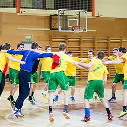 20140510: SLO, Handball - 1B DRL, RD Loka vs RK Slovenj Gradec
