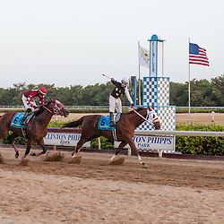 Lt. Governor's and Governors' Cup at Clinton Phillips Racetrack