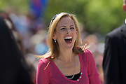 Marlee Matlin seen at the IPL 500 Festival Parade in Indianapolis, IN. Photo by Michael Hickey