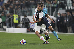 May 19, 2019 - Turin, Piedmont, Italy - Paulo Dybala (Juventus FC)  during the Serie A football match between Juventus FC and Atalanta BC at Allianz Stadium on May 19, 2019 in Turin, Italy. (Credit Image: © Massimiliano Ferraro/NurPhoto via ZUMA Press)