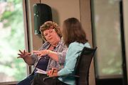 Sharon Hatfield, Authors at Alden, Kelee Riesbeck, Alden Library