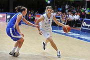 LATINA 27 GIUGNO 2012<br /> BASKET <br /> ITALIA - FINLANDIA<br /> NELLA FOTO SABRINA CINILI<br /> FOTO CIAMILLO